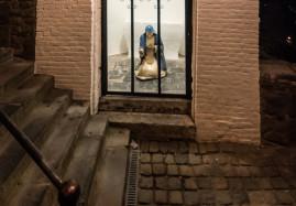 La Vierge des pauvres